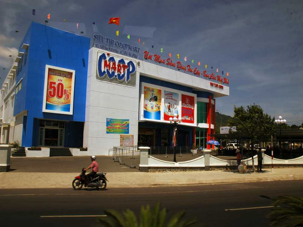 Cam Ranh Co-op Mart Supermarket