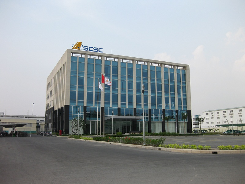 SCSC Office – TSN Airport
